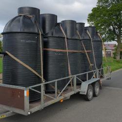 Zbiorniki przepompowni produkcja na zamówienie